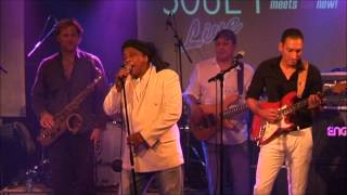 SOUL LIVE, DEN BOSCH 02, SOMETHIN FRESH ft  JIMI BELLMARTIN