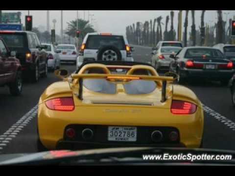 Charming Kuwait Cars Lamborghini Ferrari  Part 1   YouTube