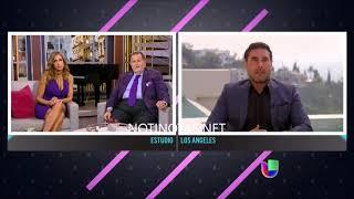 EL GORDO Y LA FLACA ENTREVISTAN A Eduardo Yáñez  Parte 2