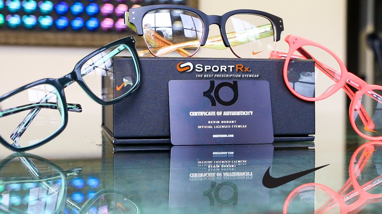 f949d8e6e4 Kevin Durant Nike Glasses  Limited Edition