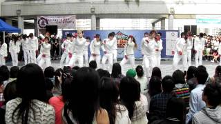 2011 joint u mass dance hku ust current