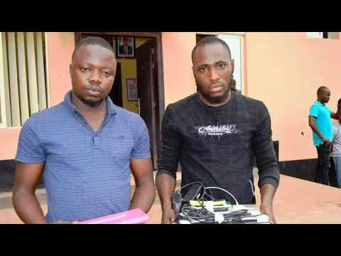 SEE WHY THIS YAHOO BOY IS USING POLICE PLATE NUMBER!