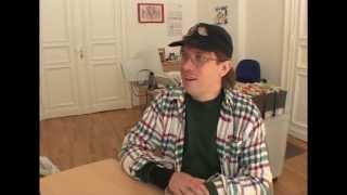 Uwe Wöllner beim Image Coach Teil 1