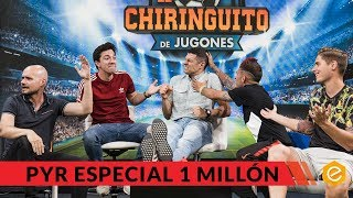 DAMOS EL SALTO A LA TELEVISIÓN con Delantero09, Cacho01, DjMaRiiO y más invitados...