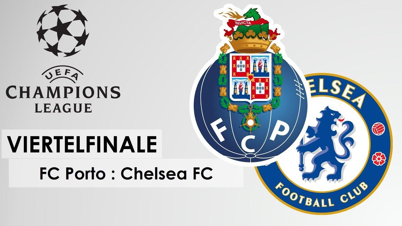 FC Porto : Chelsea FC] CHAMPIONS LEAGUE 2021