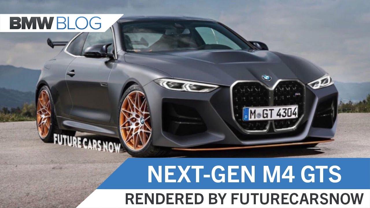2021 BMW M4 Gts Configurations