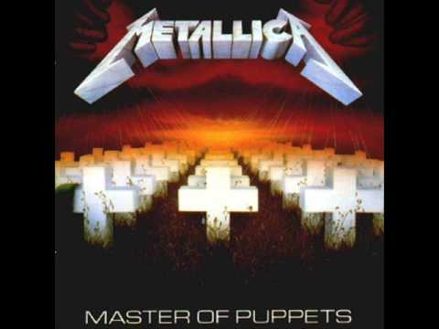 Lyrics :. Metallica - Master of puppets