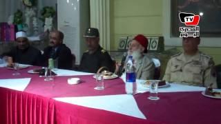الجيش يكرم حفظة القرآن الكريم بالسويس