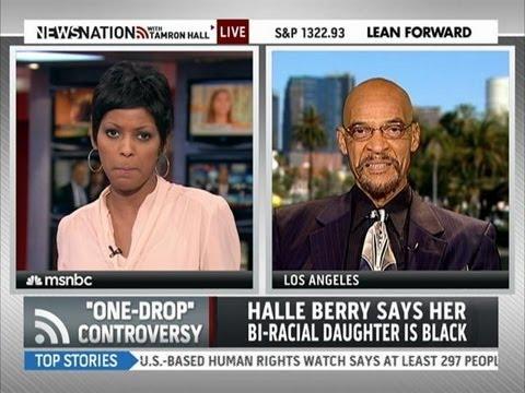 Halle Berry reveals that her Biracial daughter is black