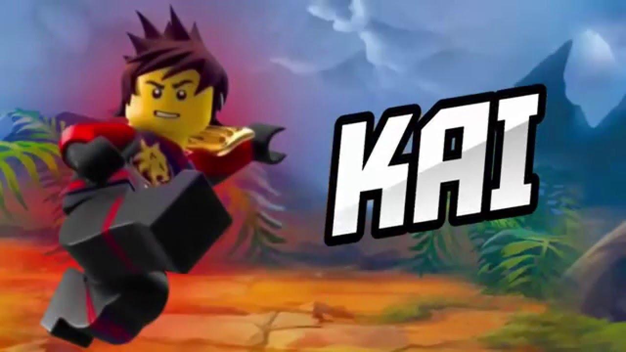 lego® ninjago 2016 kai fan made hd  youtube