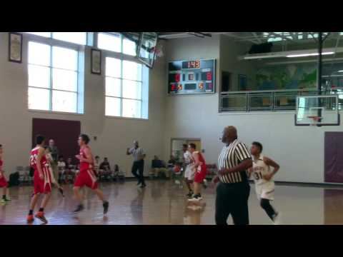 St  Anselm's Vs Washington International School Part 1