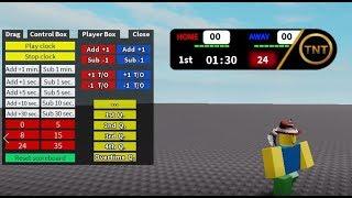 ROBLOX Scoreboard GUI [READ DESC]