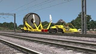 JET TRAIN Train simulator 2014 LOCO TV UK