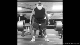 """Санта Клаус стронгмен """"Big Bad Santa"""" (Albie Mushaney)"""