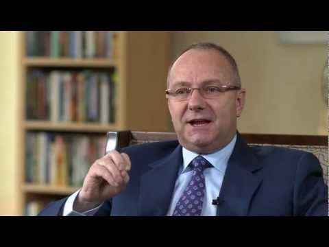 Introduction to Mark Cutifani, Anglo American's new Chief Executive