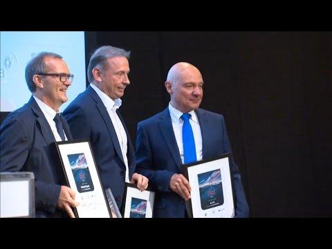 TRANSPORT.TV 33: Eurosped, Xwift en Essers bekroond tot Gazellen Transport & Logistics 2016