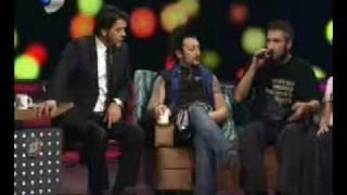 Sagopa Kajmer - Rapstar ve CEZA hakkinda düsünceleri (Beyaz Show)