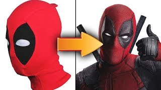 100ZŁ DEADPOOL VS 1000ZŁ DEADPOOL