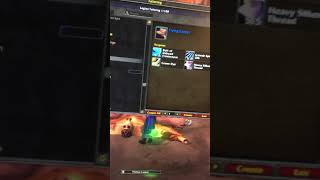 Making the flying carpet in World of Warcraft (wow)