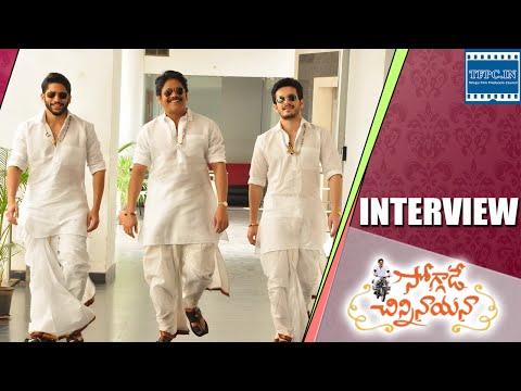 Soggade Chinni Nayana interview - Akkineni Soggallu - Nagarjuna, Naga Chaitanya, Akhil | TFPC