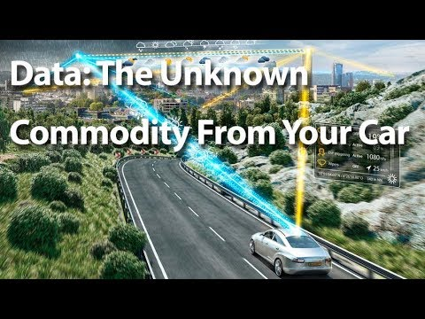 Data: The Unknown Commodity From Your Car - Autoline This Week 2136