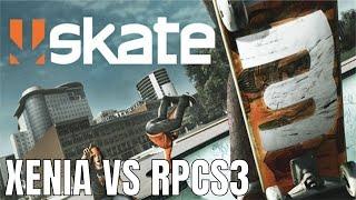 Skate Rpcs3