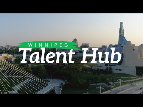 Introducing Winnipeg Talent Hub