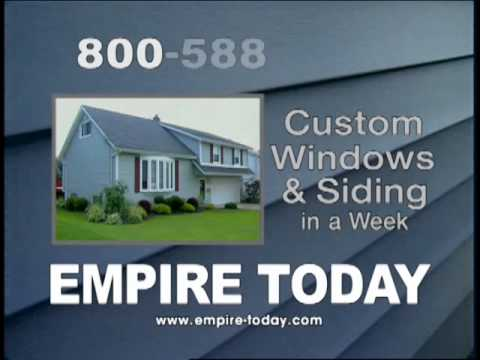 Empire Today - Custom Windows In One Week!