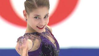 Алена Косторная выиграла золото японского этапа!