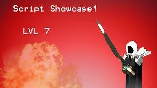 ROBLOX Script Showcase #5! EPIC CRAZY SCRIPTS!
