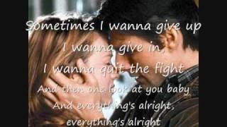 Bad English- When I See You Smile (lyrics)