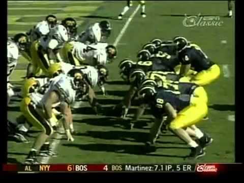 1997 Michigan vs. Iowa