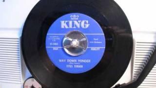 Titus Turner - Way down yonder
