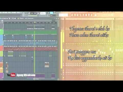 Instrumental ~ Tangise Sarangan no Vocal + Lyric