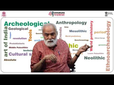 Lower palaeolithic culture of India (ANT)