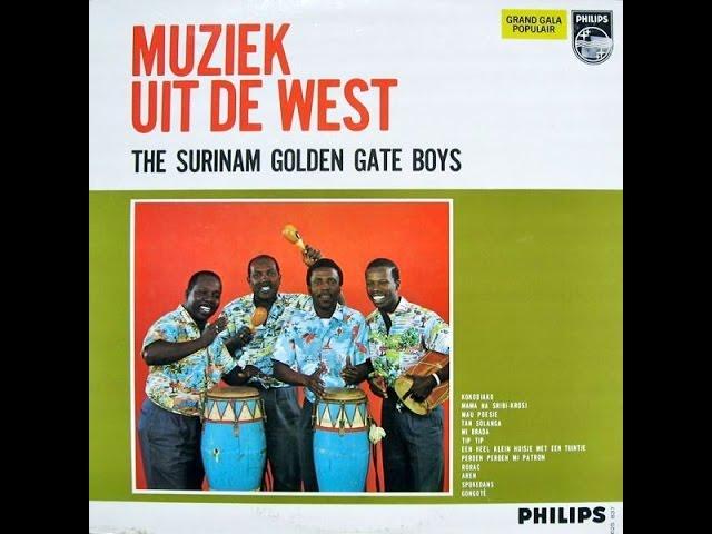 The Surinam Golden Gate Boys