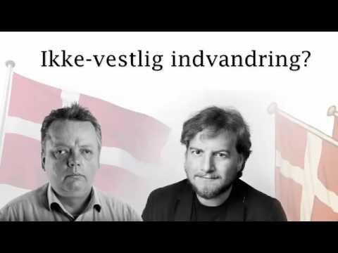 Morten Uhrskov og Mikkel Andersson om ikke vestlig indvandring
