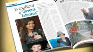 revista Exibir Gospel vinheta - 04