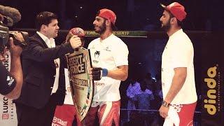 Mounir Lazzez Knockout Compilation