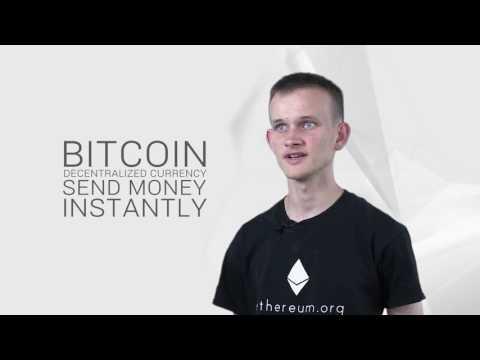 Vitalik Buterin Co-Creator And Inventor Of Ethereum Explains Ethereum