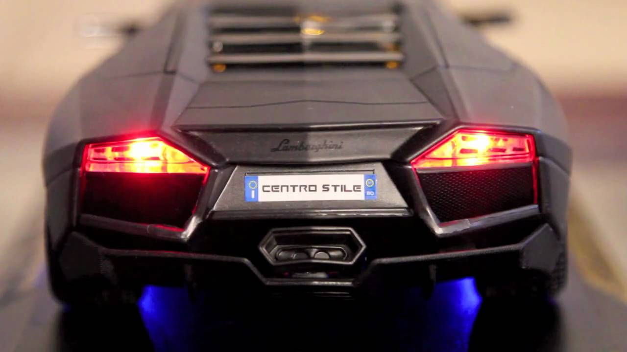 Lamborghini Revent 243 N Led Lights Youtube