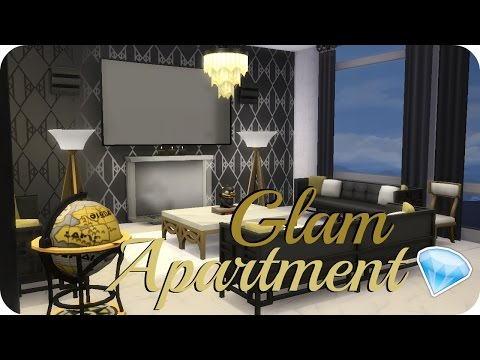 Sims 4 Vintage Glamour | Luxurious Apartment