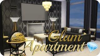 Sims 4 Vintage Glamour | Luxurious Apartment