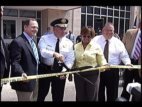Opening of New St. Louis Metropolitan Police Headquarters