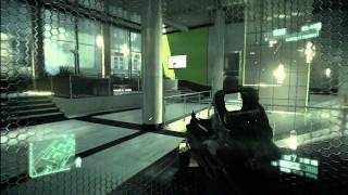 Crysis 2 Official Xbox 360 Multiplayer Gameplay | Map: Downed Bird