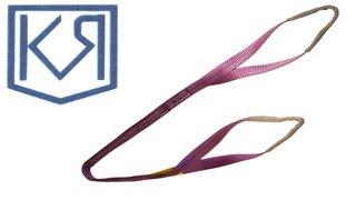 Строп текстильный петлевой. Грузоподъемные механизмы(, 2012-04-06T07:39:05.000Z)
