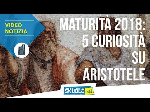 Maturità 2018: 5 curiosità su Aristotele