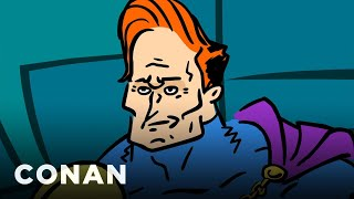 episode i the flaming c returns conan on tbs