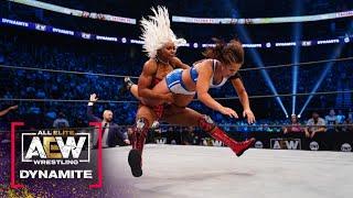 'Legit' Leyla Hirsch takes Jade Cargill to the Limit | AEW Dynamite, 9/15/21