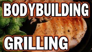 Bodybuilding Grilling:  Easy Citrus Chicken